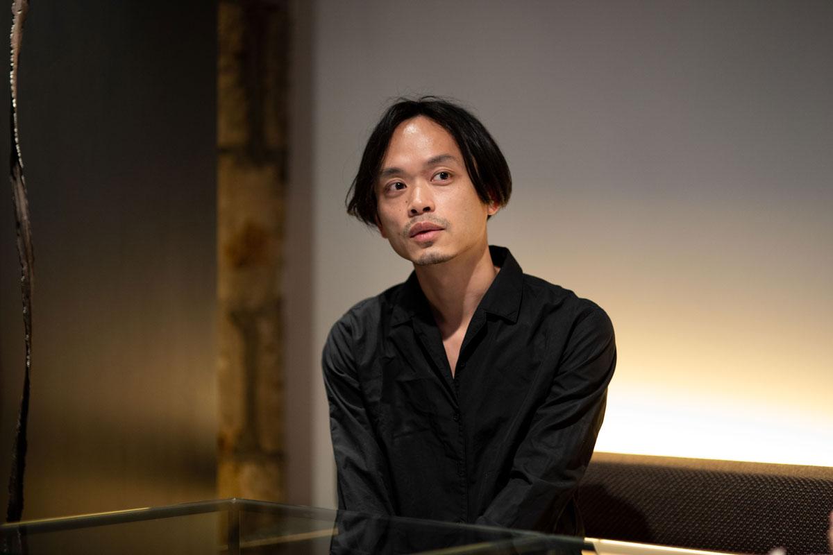 田中潤さん (鉄作家) × 上野仁史 (「石の蔵」代表)   石の蔵